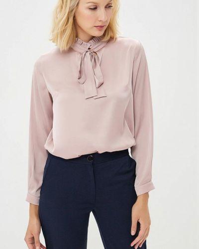 Розовая блузка с рюшами Sartori Dodici