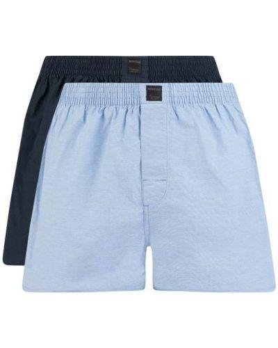 Niebieskie majtki bawełniane Montego