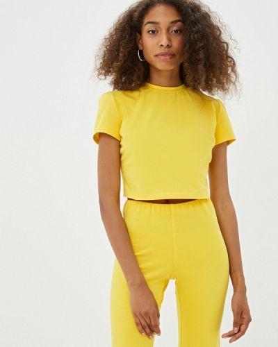 Спортивный костюм желтый Louitex