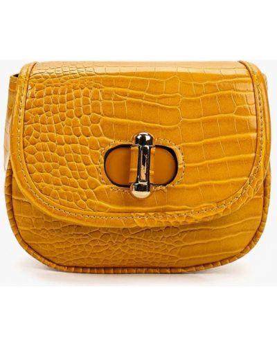 Кожаный сумка поясная Topshop