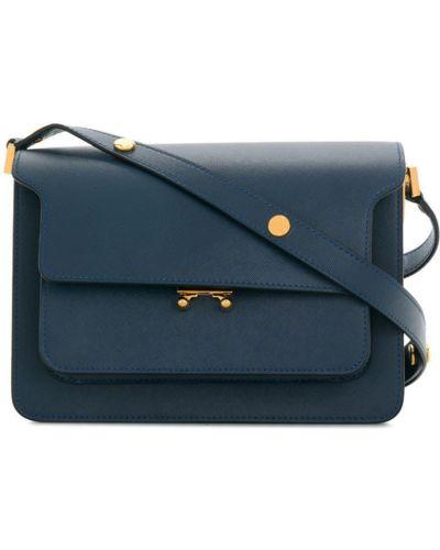 Niebieska torebka Marni