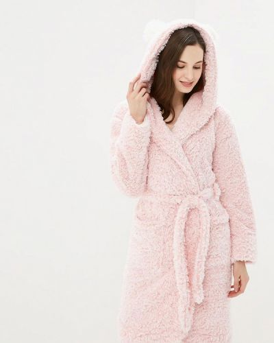 Розовый халат домашний Dorothy Perkins