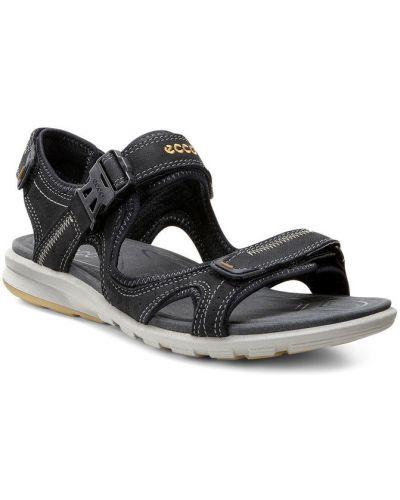 Спортивные сандалии красный с подкладкой Ecco