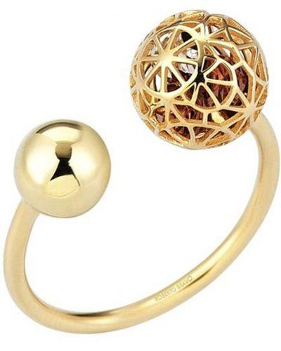 Кольцо из золота Roberto Bravo