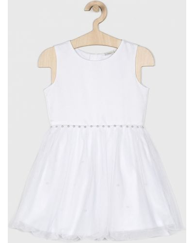 Платье однотонное на молнии Name It