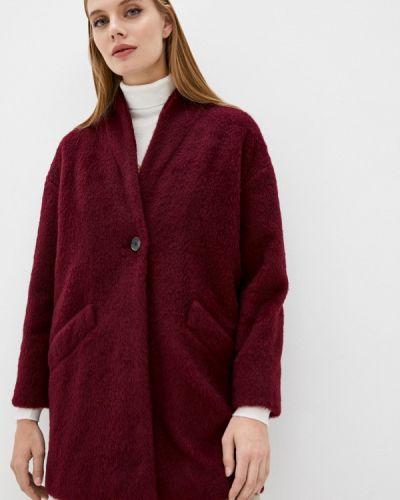 Пальто - бордовое Iblues