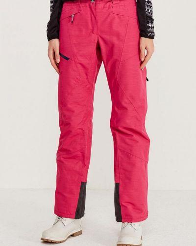 Розовые брюки горнолыжные Icepeak