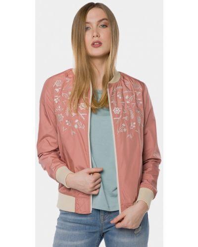 Розовая куртка Mr520