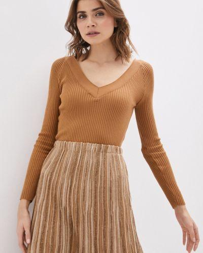 Бежевый пуловер Trendyol