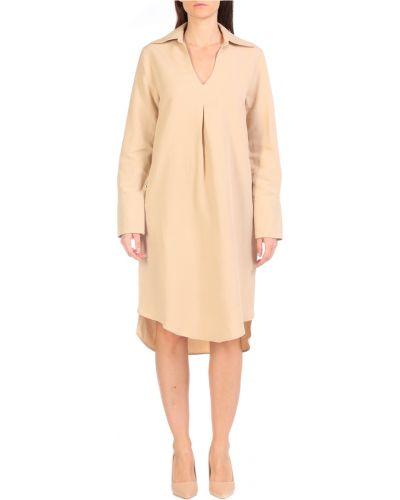 Beżowa sukienka Jijil