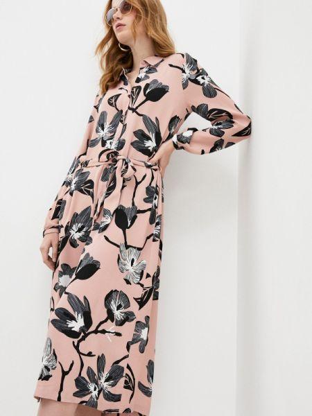 Розовое платье Twist & Tango