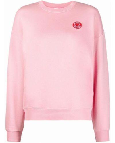 Różowy sweter Closed