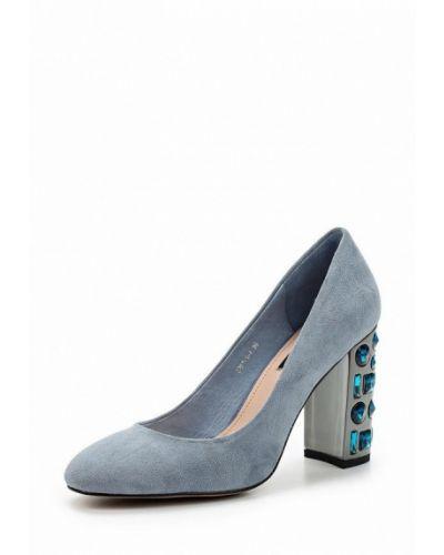 Голубые туфли Winzor