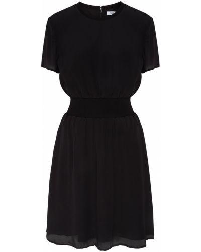 Платье мини миди в рубчик Calvin Klein