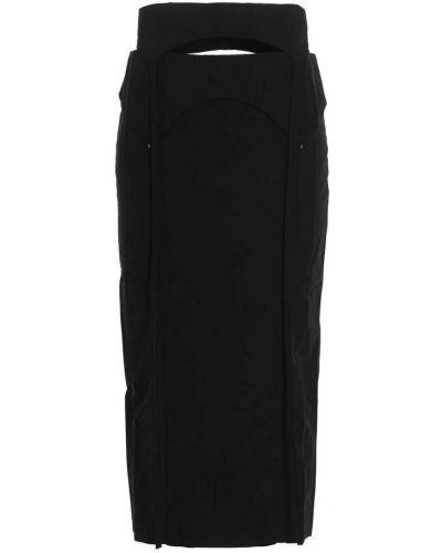 Spódnica - czarna Jacquemus