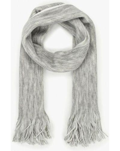 Серый шарф осенний Marks & Spencer
