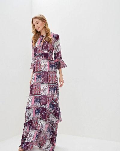 Платье фиолетовый Tutto Bene