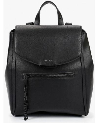 Черный рюкзак городской Aldo