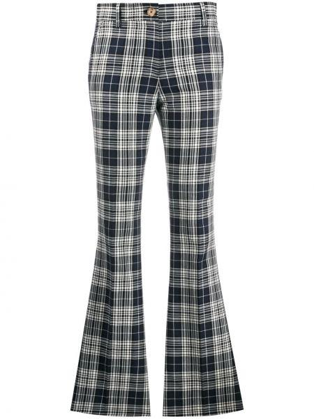Расклешенные брюки с воротником Hilfiger Collection