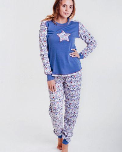 Синяя пижама Rebelle