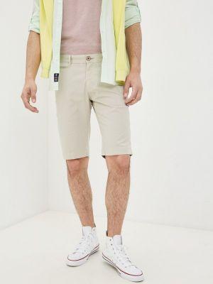 Повседневные бежевые шорты Jimmy Sanders