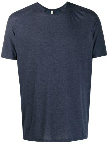 Koszula krótkie z krótkim rękawem wyposażone niebieski Veilance