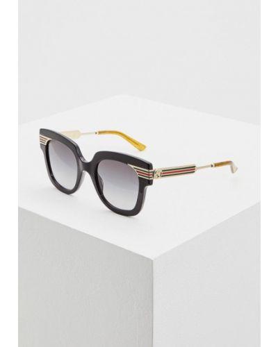 Солнцезащитные очки 2019 прямоугольные Gucci