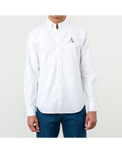 Biała koszula - biała Aime Leon Dore