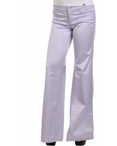 Фиолетовые брюки Blumarine