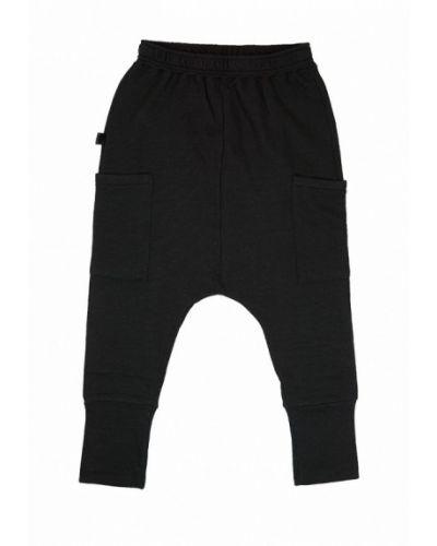 Черные спортивные брюки Yumster