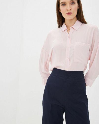 Блузка с длинным рукавом розовая Ovs