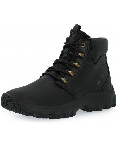 Ботинки утепленные - черные Outventure