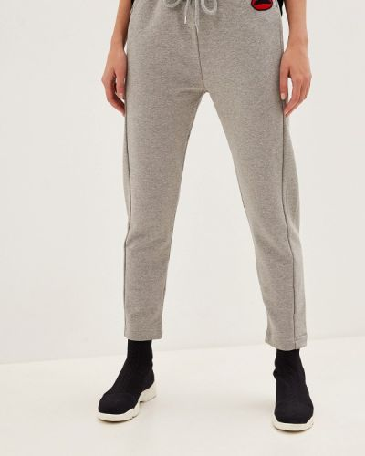 Спортивные брюки серые португальский Markus Lupfer