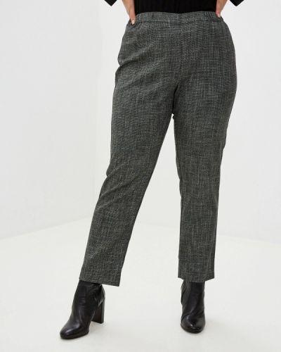 Серые брюки Persona By Marina Rinaldi