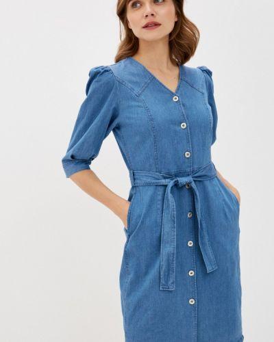 Джинсовое платье - синее Soaked In Luxury