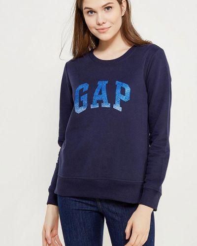 Синий свитшот Gap
