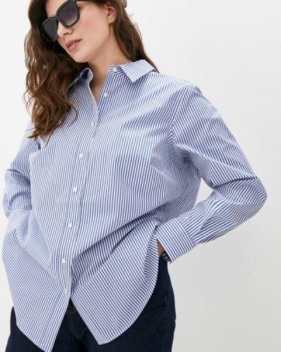 Синяя рубашка Lauren Ralph Lauren Woman