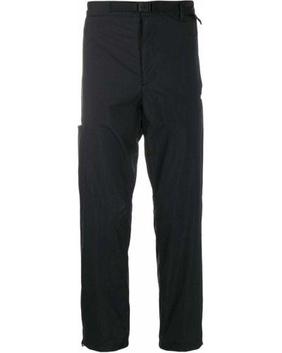 Spodnie z wysokim stanem - czarne The North Face Black Series
