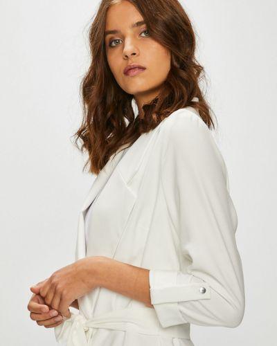 Классический пиджак в стиле кэжуал с поясом Answear