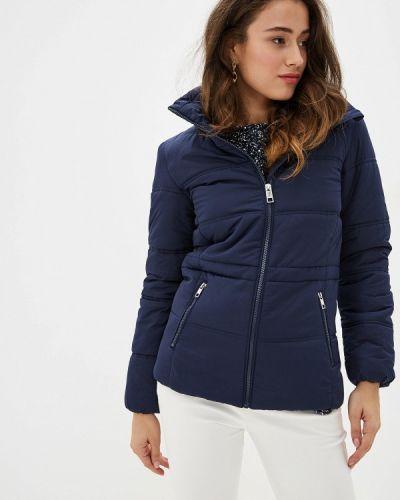 Синяя утепленная куртка Marks & Spencer