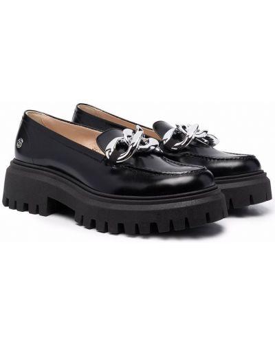 Loafers - czarne Florens