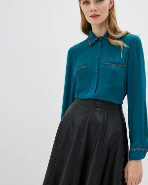 Блузка с длинным рукавом зеленый Rinascimento
