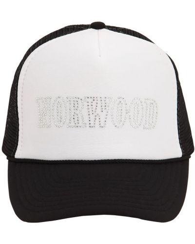 Czarny kapelusz bawełniany Norwood Chapters