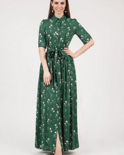 Летнее платье зеленый оливковый Olivegrey