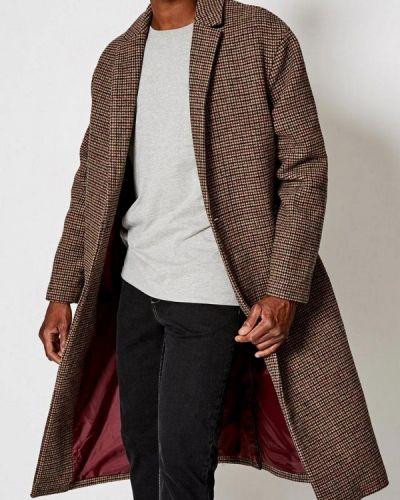 Пальто коричневый Burton Menswear London
