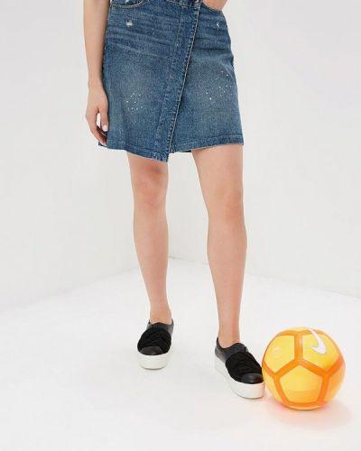 Юбка мини джинсовая G-star