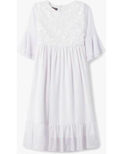Белое платье на торжество Shened