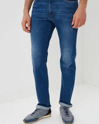 Прямые джинсы Trussardi Jeans