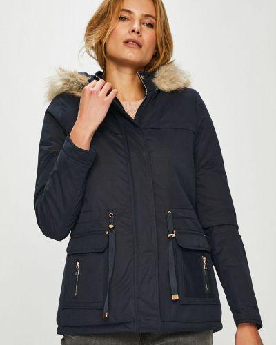 Куртка с капюшоном с карманами утепленная Haily's