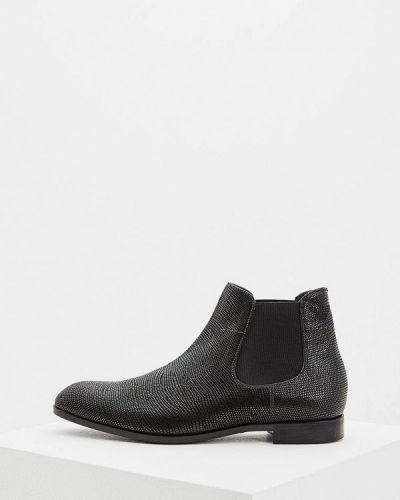 Ботинки челси осенние кожаные Emporio Armani